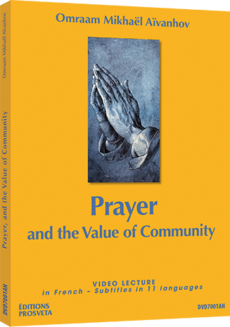 DVD NTSC - Prayer  and  the Value of  Community