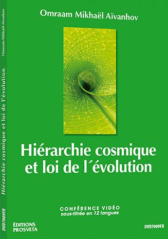 Hiérarchie cosmique et loi de l´évolution - DVD NTSC