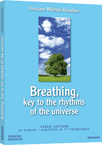 DVD NTSC - Breathing, key to the rhythms of the universe