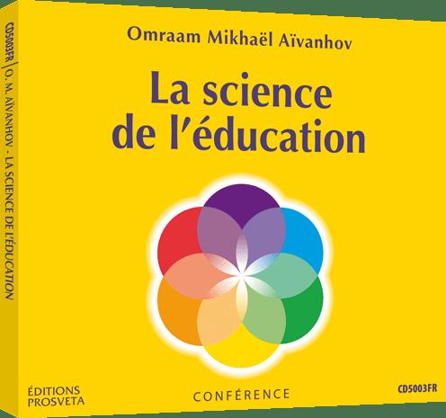 CD - La science de l'éducation