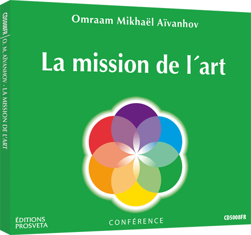CD - La mission de l'art