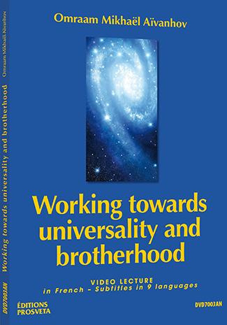 DVD NTSC - Working towards universality and brotherhood