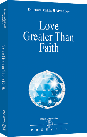 Love Greater Than Faith